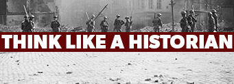 Think Like a Historian YouTube Playlist Link