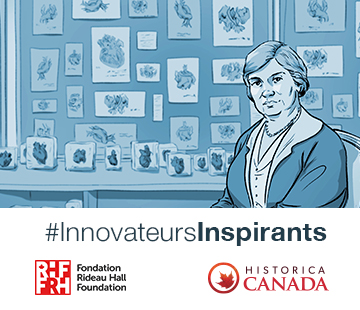 Fondation Rideau Hall Innovateurs Inspirants