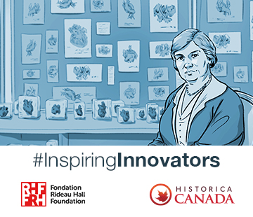 Rideau Hall Foundation Inspiring Innovators