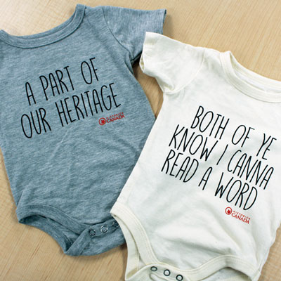 Baby Onesies – Set of 2